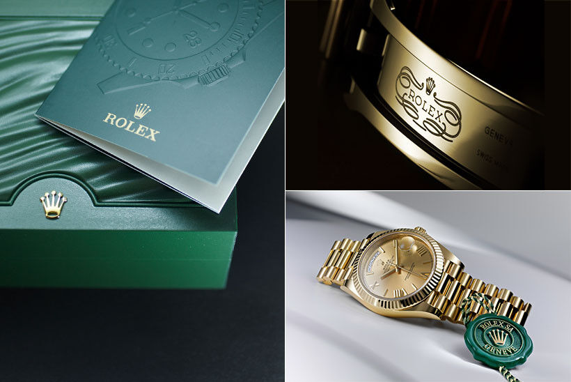 Experience A Rolex