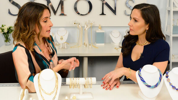 Balancing Act Hosts Discussing Ross-Simons Jewelry