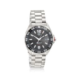 TAG Heuer Formula 1 Men's 43mm Automatic Stainless Steel Watch With Anthracite, , default