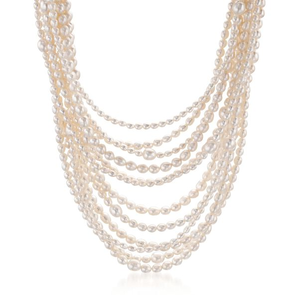 Jewelry Pearl Necklaces #180691