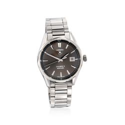 TAG Heuer Carrera Men's 39mm Stainless Steel Watch, , default