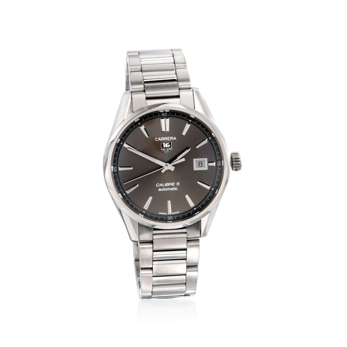 TAG Heuer Carrera 33mm Men's Watch in Stainless Steel, , default