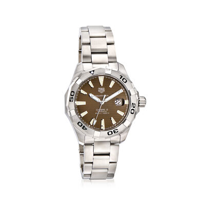 TAG Heuer Aquaracer Men's 43mm Swiss Automatic Stainless Steel Watch