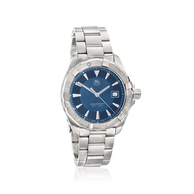 TAG Heuer Aquaracer Men's 40.5mm Stainless Steel Watch, , default