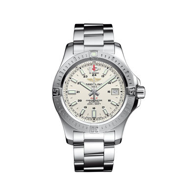 Breitling Automatic Colt Men's 41mm Stainless Steel Watch, , default