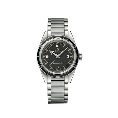 Omega Seamaster 300 Men's 39mm Automatic Stainless Steel Watch