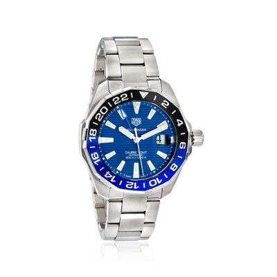 TAG Heuer Men's 43mm Stainless Steel Watch