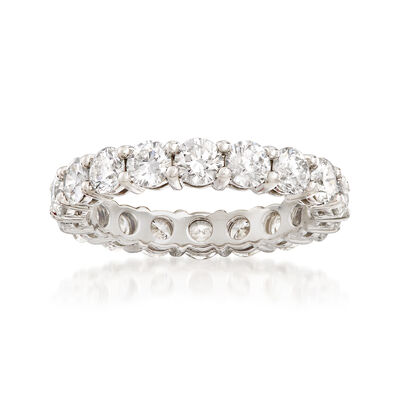 2.80 ct. t.w. Diamond Eternity Band in Platinum, , default