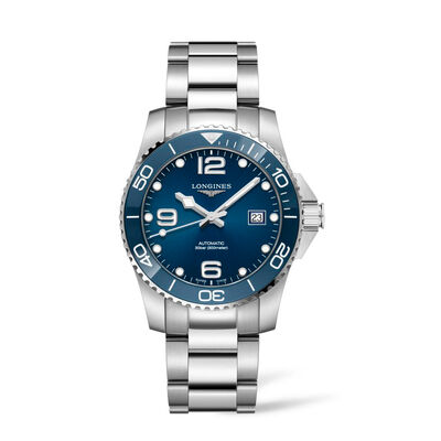 Longines Hydroconquest Men's 41mm Automatic Stainless Steel Watch