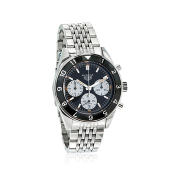 TAG Heuer Autavia 42mm Men's Auto Chronograph Stainless Steel Watch, , default