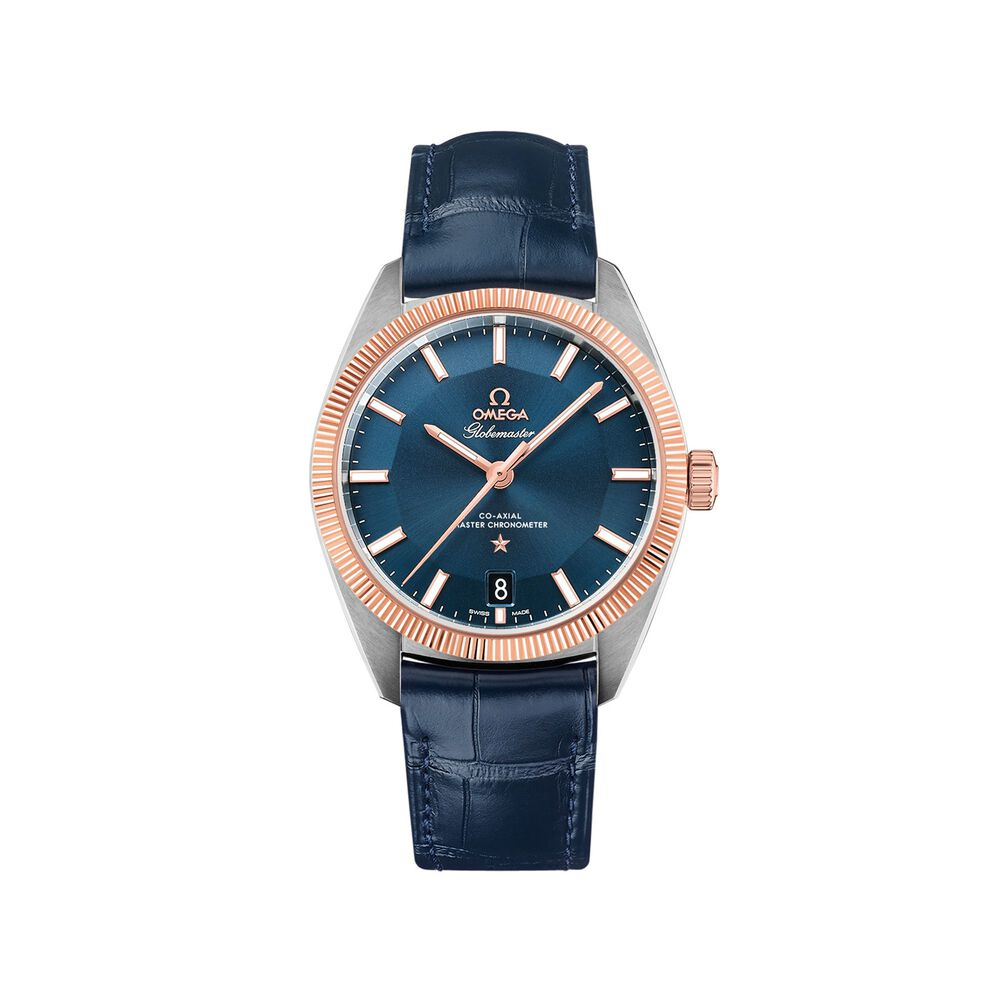 Omega Constellation Globemaster 39mm Men S Automatic Stainless Steel