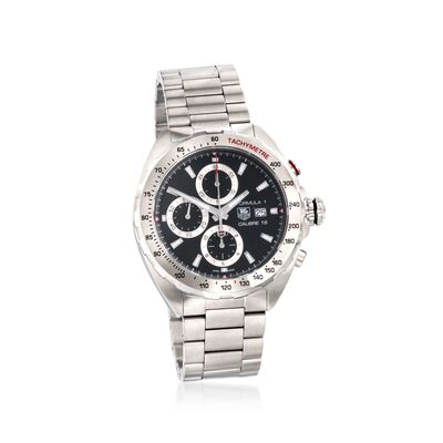 TAG Heuer Formula 1 Men's 44mm Chronograph Stainless Steel Watch, , default