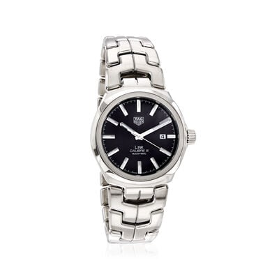 TAG Heuer Link Men's 41mm Automatic Stainless Steel Watch, , default