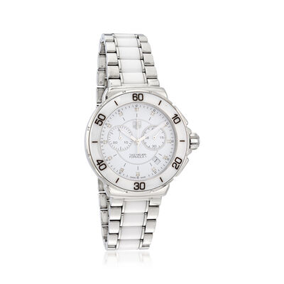 TAG Heuer Formula 1 Women's 41mm Stainless Steel Watch