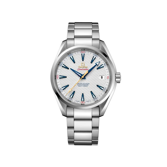 Omega Limited Edition Seamaster Aqua Terra Ryder Cup 41.5mm Men's Automatic Stainless Steel Watch, , default