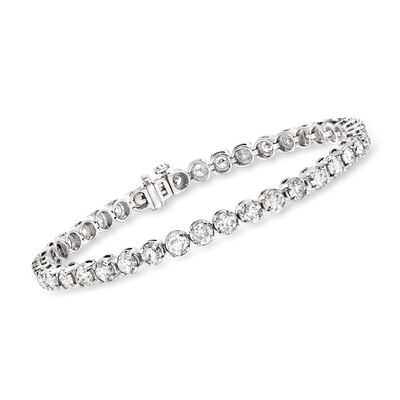 8.00 ct. t.w. Diamond Tennis Bracelet in Platinum