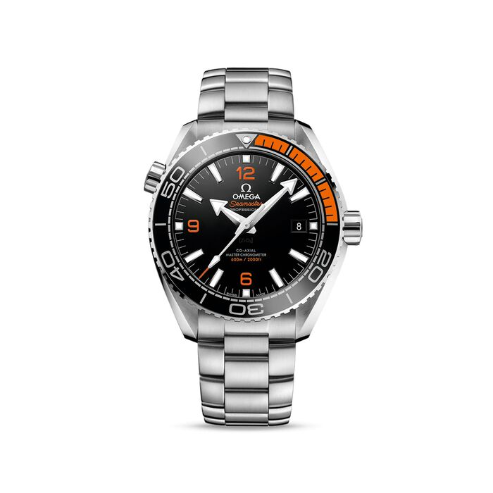 Omega Seamaster Planet Ocean Master Chronometer 43.5mm Men's Automatic Stainless Steel Watch, , default