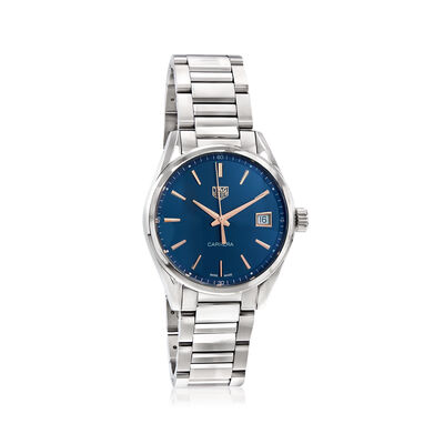TAG Heuer Carrera Women's 36mm Stainless Steel Watch, , default