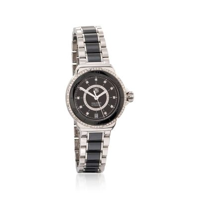 TAG Heuer Formula 1 Women's 37mm .53 ct. t.w. Diamond Watch in Stainless Steel, , default