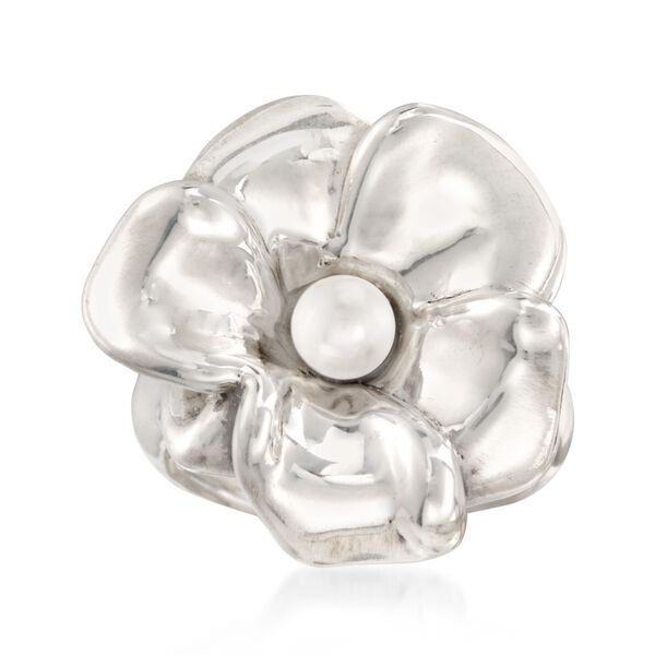 Jewelry Pearl Rings #830636