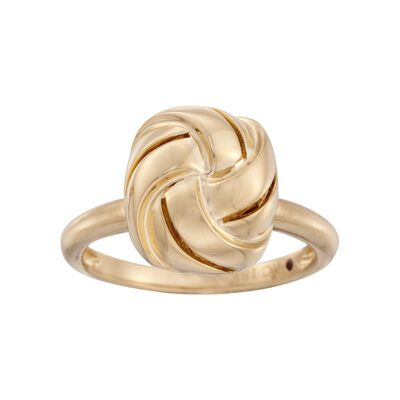 Roberto Coin 18kt Yellow Gold Love Knot Ring, , default