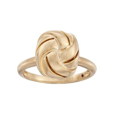 Roberto Coin 18kt Yellow Gold Love Knot Ring