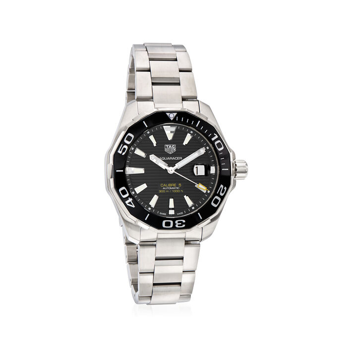 TAG Heuer Aquaracer Men's 43mm Stainless Steel Watch