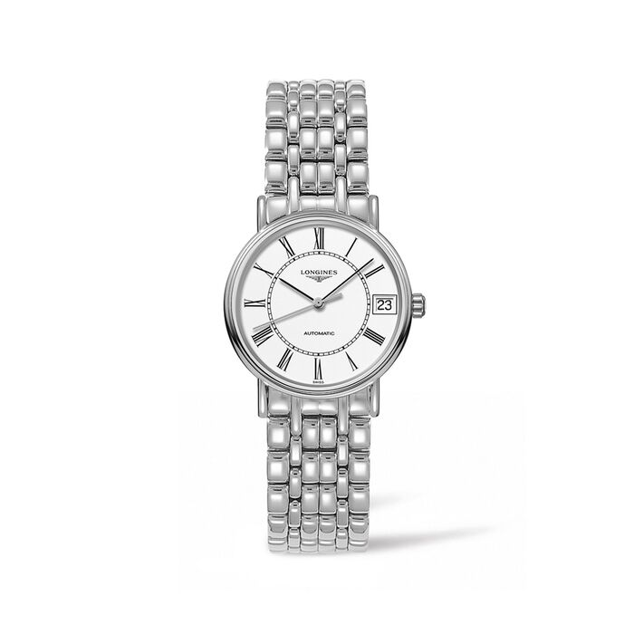 Longines Presence Women's 30mm Automatic Stainless Steel Watch