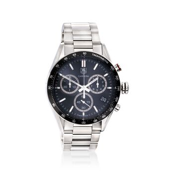 TAG Heuer Carrera Panamericana Men's Auto Chronograph Stainless Steel Watch, , default